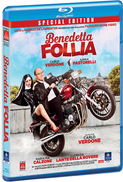 Benedetta Follia Blu Ray