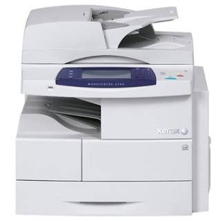Laden Sie den Treiber für den Drucker herunter. Das Xerox WorkCentre 4260 bietet Ihnen die Möglichkeit,