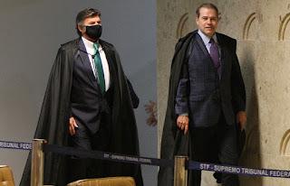 fux toffoli supremo tribunal federal judiciário neoconstitucionalismo