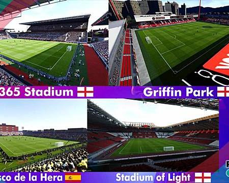 PES 2021 Mini Stadium Pack