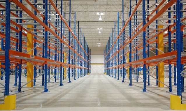 warehouse racking business value inventory storage shelving