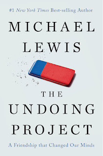 The Undoing Project: A Friendship That Changed Our Minds - Michael Lewis [kindle] [mobi]