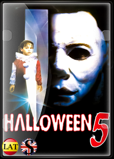 Halloween 5: La Venganza de Michael Myers (1989) FULL HD 1080P LATINO/INGLES