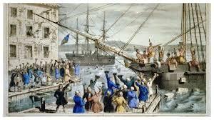 Pesta Teh Boston, Amerika Serikat ( 1773 )