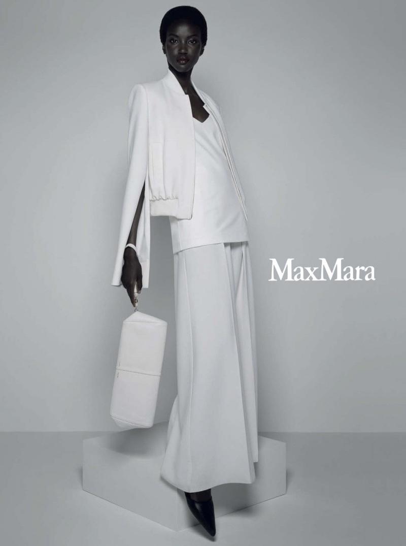 Max Mara Spring/Summer 2021 Campaign
