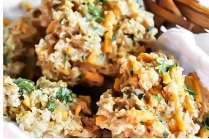 Vegan Red Lobster Cheddar Bay Biscuits