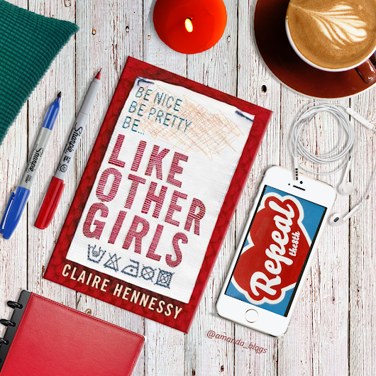 #BookReview: Like Other Girls by @chennessybooks @HotKeyBooks