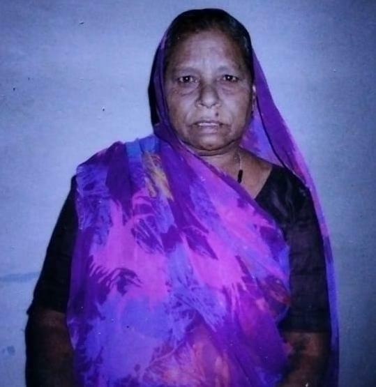 મરણ નોંધ : ગાંધીધામ કિડાણા સોસાયટીના શાંતાબેન નાથાભાઈ લોંચા