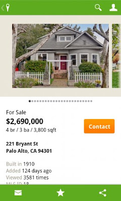 Trulia Real Estate for BlackBerry OS 10