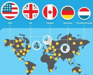 دول منظمة التعاون الاقتصادي والتنمية التي تقضي معظم الوقت في العناية الشخصية