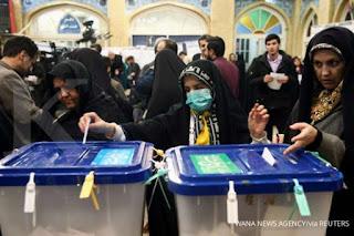 Corona di Negara Syiah Iran Makin Ganas