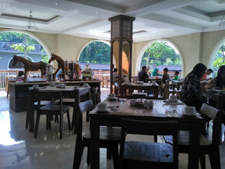 Resto the westlake resort jogja