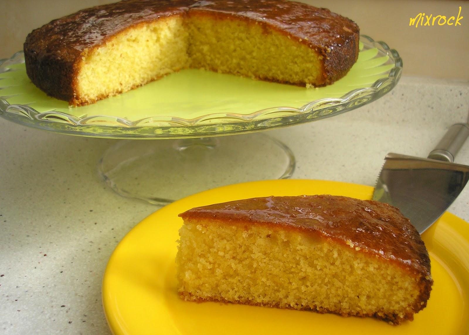 Nigella Lawson Polenta Lemon Cake