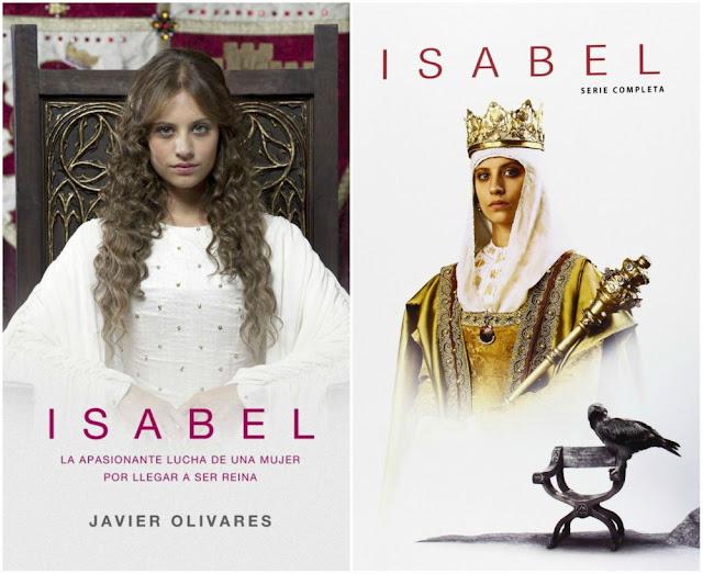 Séries para aprender História de diversos países - Isabel/Espanha