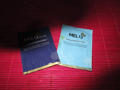 Imagen Muestras de Mel y Mel13 de Pharmamel