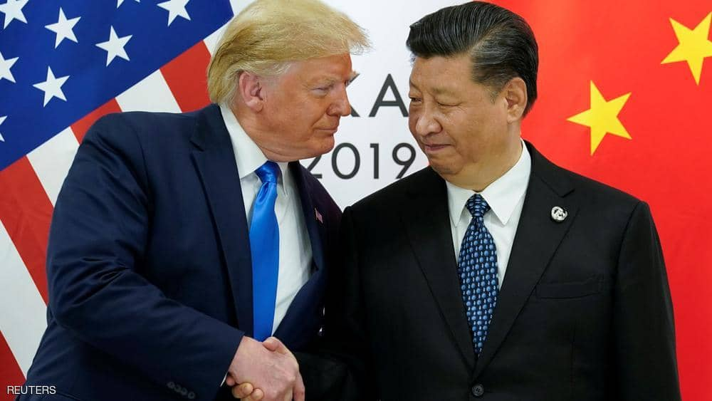 اجتماع ترامب – شي ينهي ازمة هواوي