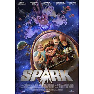 Spark: Bir Uzay Macerası (2016)