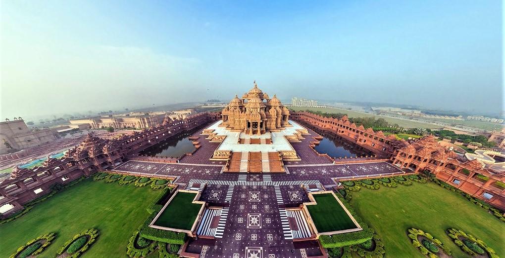 Akshardham - New Delhi