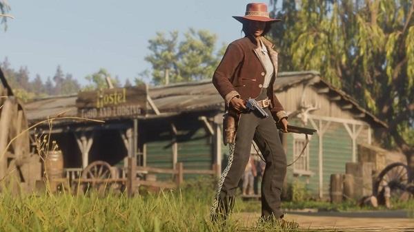 اللاعبين يكسرون حاجز عالم Red Dead Online و مفاجأة غير متوقعة تنتظركم ، لنشاهد الصور..