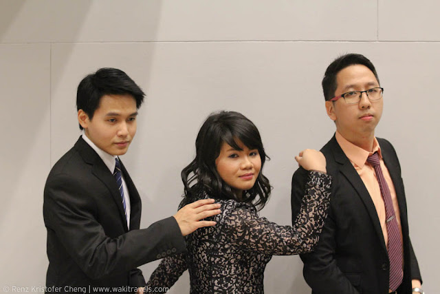 Myles, Gigi and Renz - FSRM