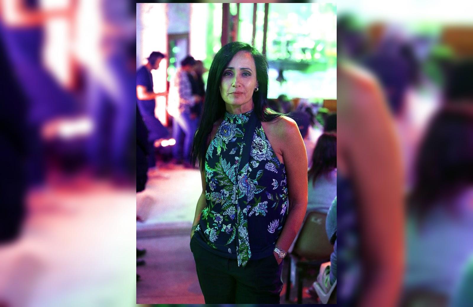Carola Gutiérrez cuenta por  qué lleva años  sin asistir  a la Gala  del Festival