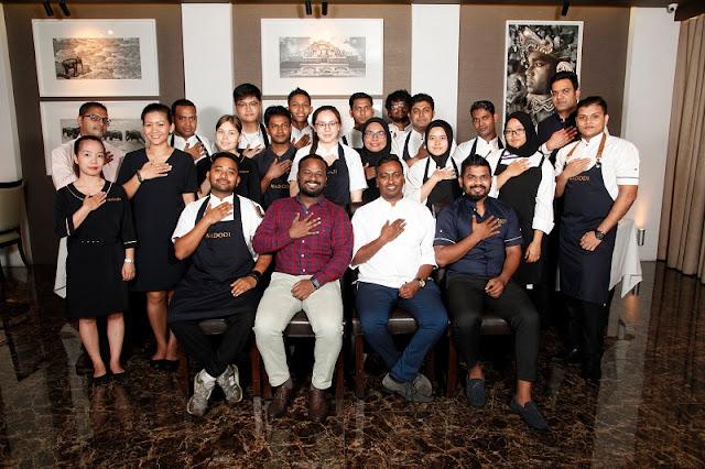 MIGF 2018 - Nadodi Chef Team - Lot 183, Jalan Mayang, Kuala Lumpur