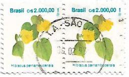 Selo Hibisco-do-mangue