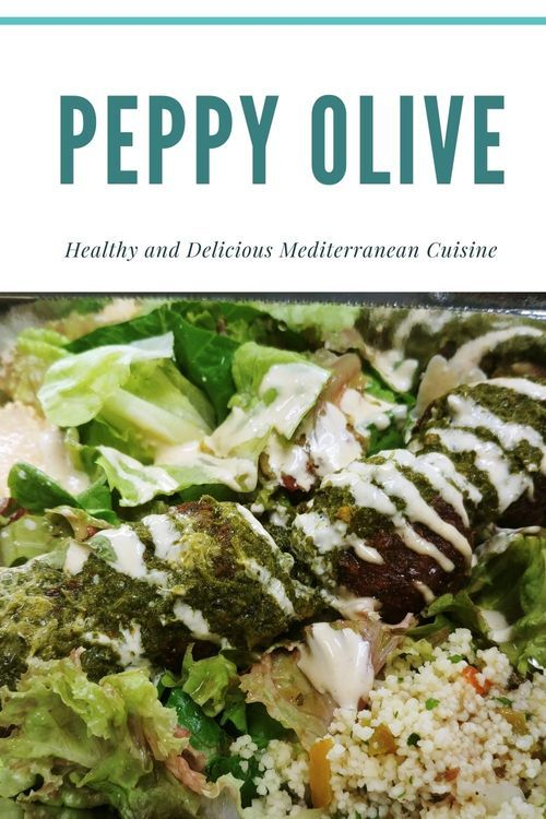Peppy Olive food and restaurant review