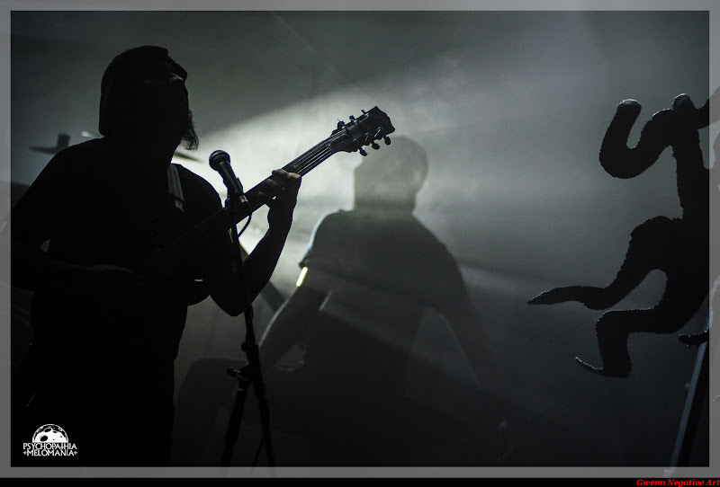 The Great Old Ones @Le Metronum, Toulouse 19/09/2015