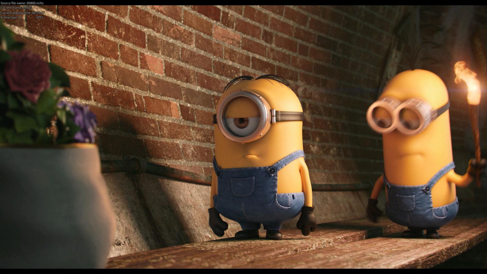 Minions (2015) 1080p BD25 2D y 3D 1