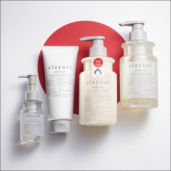 claynal szampon smooth spa