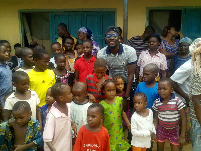 Indomix celebrate Birthday with Bakassi IDPs, promise to do more