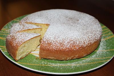 Torta Sorriso di Aglaia