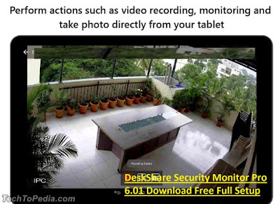 DeskShare Security Monitor Pro 6.01 Download Free Full Setup