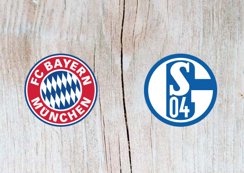 Bayern Munich vs Schalke 04 Full Match & Highlights 9 February 2019