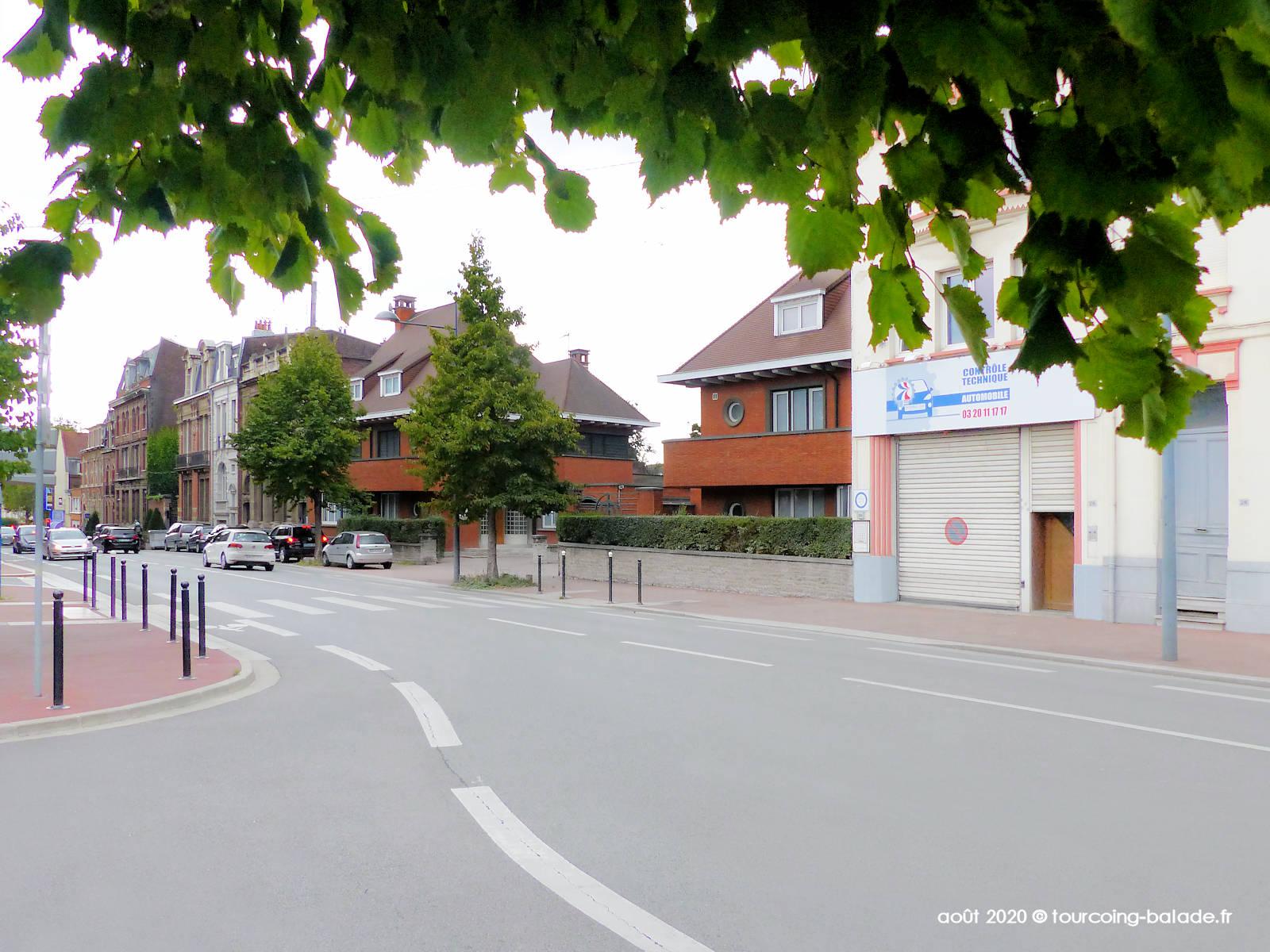 Maisons des Frères Servais, Tourcoing 2020