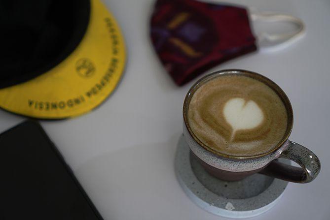 Mengopi di Noble Coffee Jogja