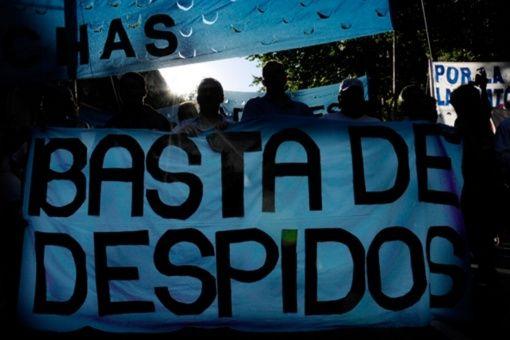 Encuesta revela miedo de los argentinos a perder su trabajo