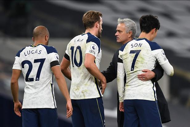 تشكيلة توتنهام الرسمية لمواجهة ستوك سيتي اليوم في كأس الرابطة الإنجليزية