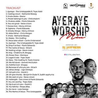 AYERAYE WORSHIP MIX