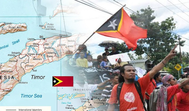 Timor Leste Disia-Siakan Portugis Dipungut Indonesia Lalu Minta Merdeka