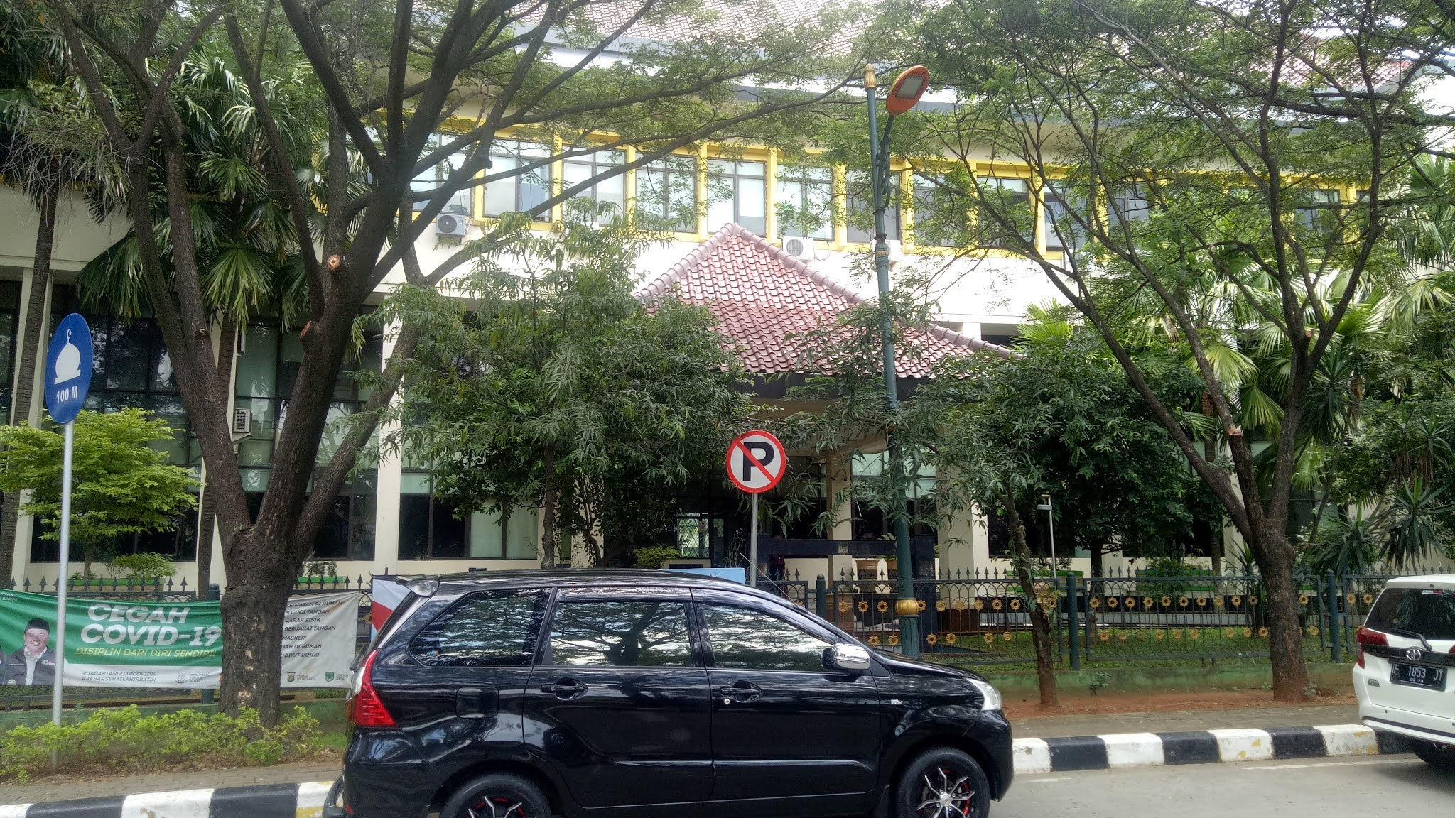 Pengadaan Buldozer 2019 di DLH Kabupaten Bekasi, Dodi : Penandatangan Kontrak di Saya
