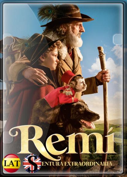 Remi, El Pequeño Huérfano (2018) FULL HD 1080P LATINO/FRANCÉS