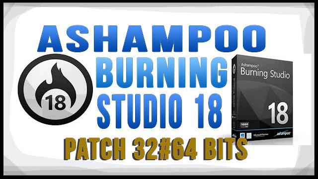 ASHAMPOO BURNING STUDIO 18.1.11