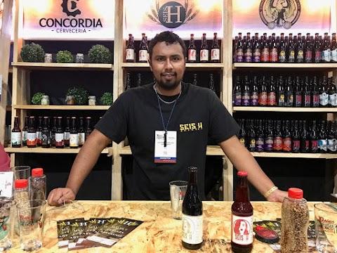 Cervecería Seis H en Cerveza México