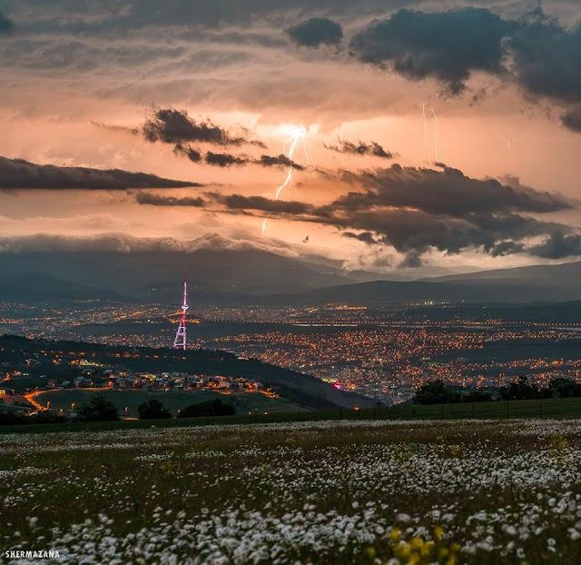 Гроза над Тбилиси