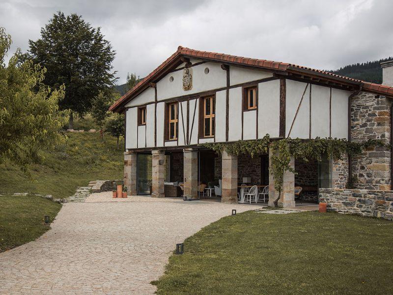 Izal Landetxea: el caserío con más encanto de Guipúzcoa