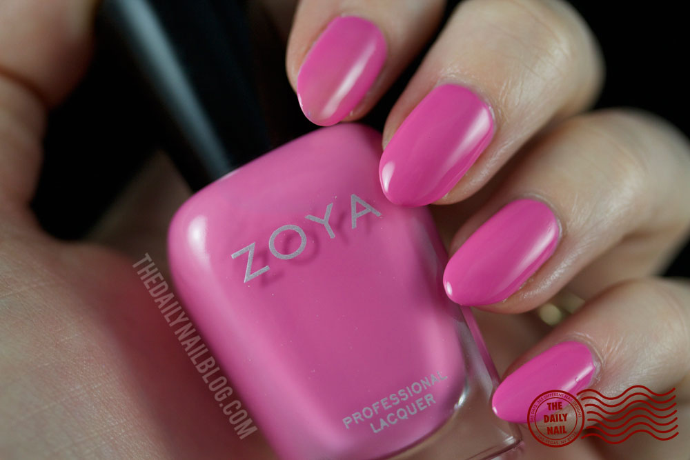 Zoya Eden Swatch - Zoya Delight Collection - 2