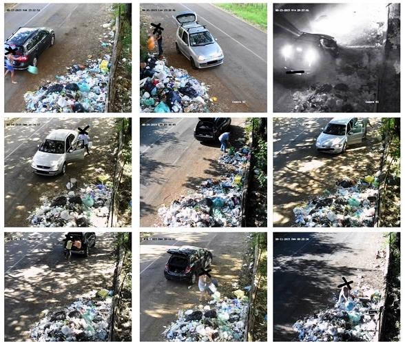 Abbandono rifiuti urbani. I Carabinieri individuano e sanzionano trasgressori nel Parco del Gargano