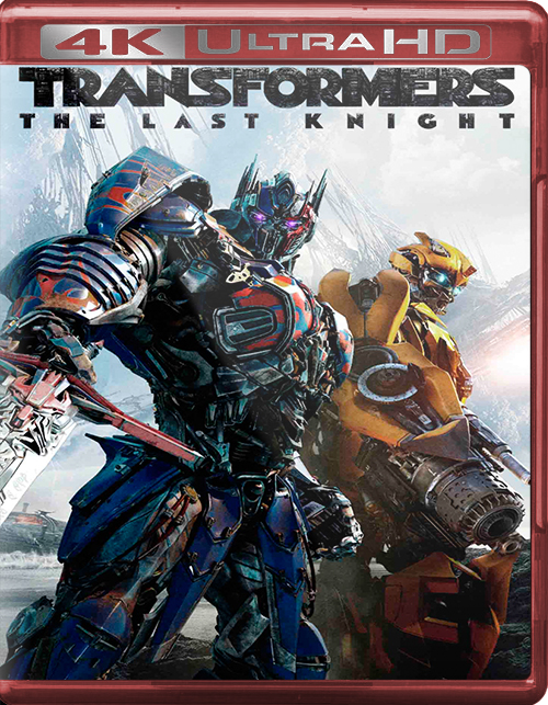 Transformers: The Last Knight [2017] [UHD] [2160p] [Latino]